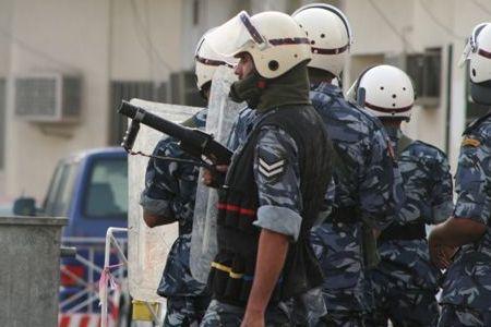 الشرطي المقتول في البحرين من أفراد قوات الدرك الأردنية