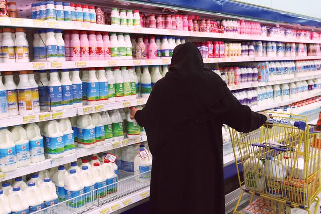 ارتفاع أسعار المستهلك في دبي خلال الشهر الماضي