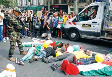 عواصم ومدن العالم تنتفض تضامنا مع غزة