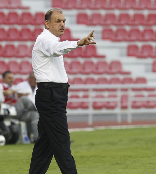 اقتراب عدنان حمد من تدريب المنتخب العراقي