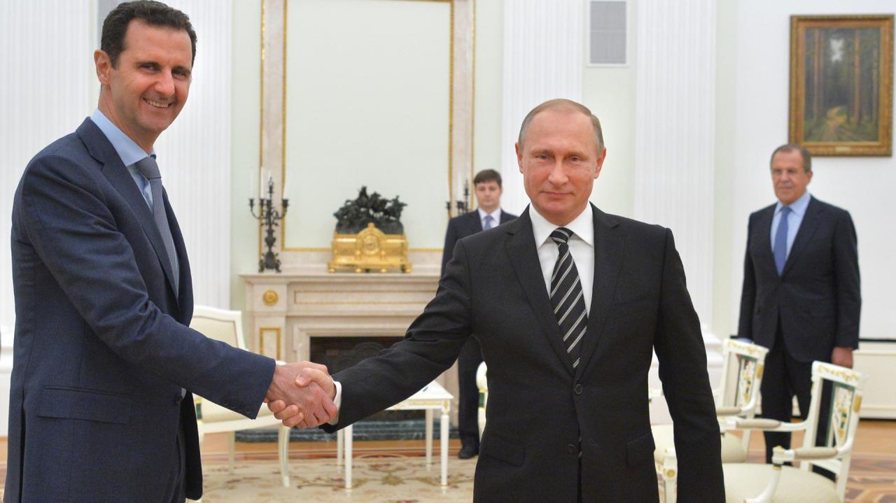 دستور يسلخ سوريا عن دينها وعروبتها ويمكن لروسي وإيراني الترشح للرئاسة