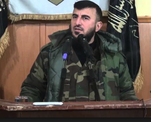 واشنطن: اغتيال زهران علوش سوف يعقد المفاوضات مع نظام الأسد