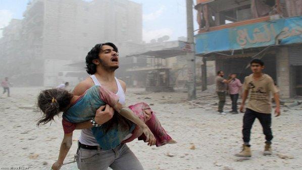 اتفاق مشوه لوقف إطلاق النار في سوريا يمنح العدوان الروسي الشرعية