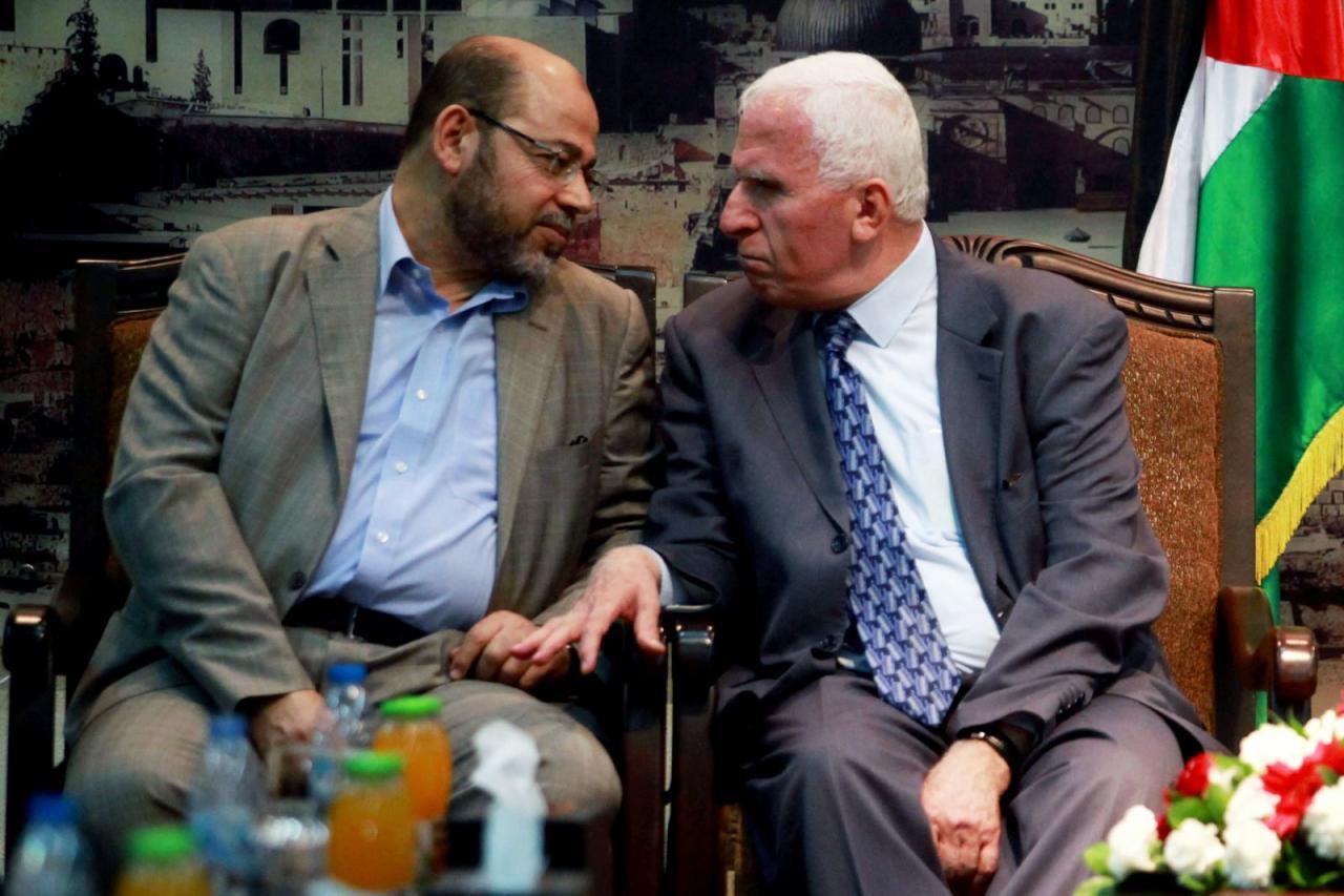 حماس: سنرفض أي شروط قد يطرحها وفد حركة فتح