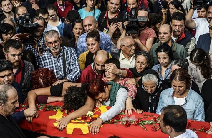 توقيف شخصين من حزب العمال لعلمهما المسبق بهجوم أنقرة