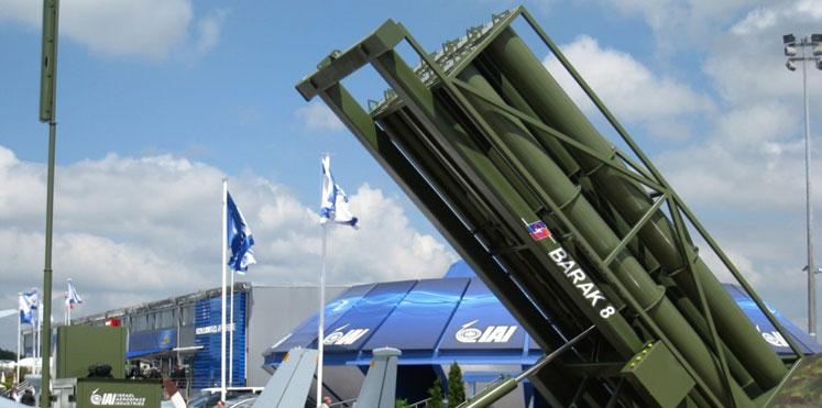إسرائيل تزود الهند بأحدث نظمها الدفاعية في صفقة عسكرية كبرى