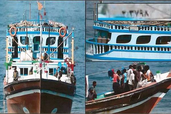 تقرير دولي يتهم إيران بتحويل بحر العرب إلى خط تسليح للحوثيين