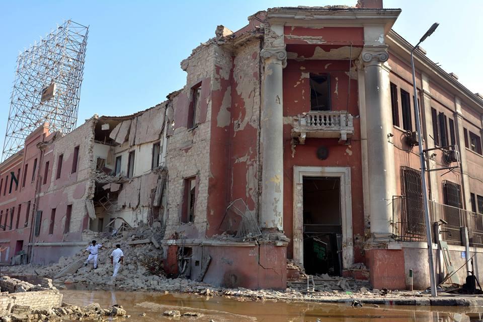 قتيلان و4 إصابات في انفجار أمام القنصلية الإيطالية بالقاهرة