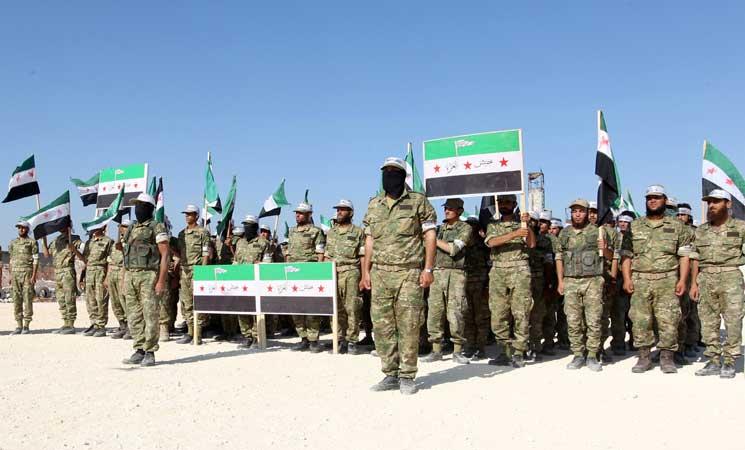 المعارضة السورية تستعد لمعركة الملحمة الكبرى لفك حصار حلب