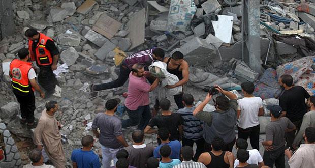 رايتس ووتش: إسرائيل ارتكبت جرائم حرب في قطاع غزة