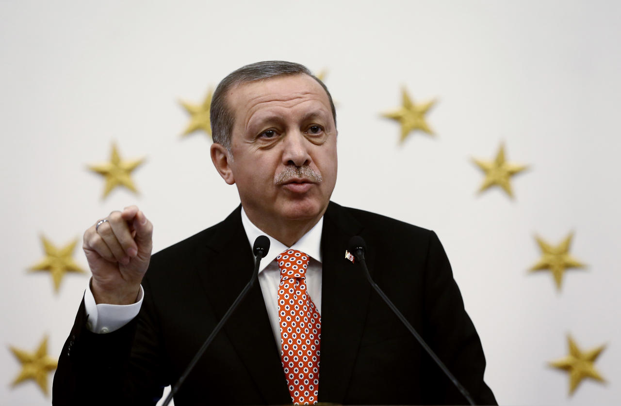 أردوغان يندد بقانون جاستا ويدعو أمريكا للعدول  عنه