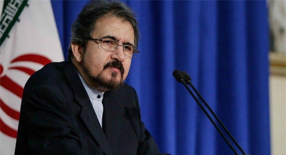 رسالة إيرانية إلى السعودية بشأن