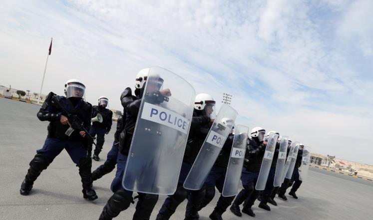 مظاهرات بالبحرين في الذكرى السابعة للاحتجاجات