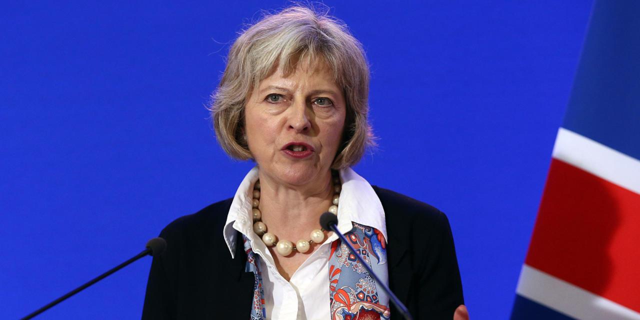 خلفاً لكاميرون.. وزيرة الداخلية البريطانية تترأس الحكومة الأربعاء
