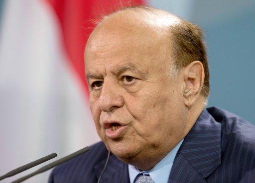 الرئيس اليمني: ما حدث لصنعاء مؤامرة فوق التصور تعدت حدود الوطن