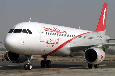 173 مليون درهم أرباح العربية للطيران في الربع الثاني