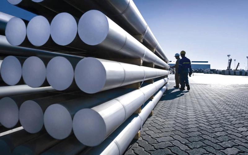 الإمارات خامس أكبر منتج للألمنيوم عالمياً
