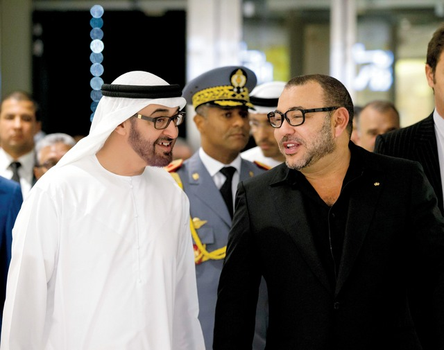الإمارات تواجه غضبا مغربيا لتوظيفها الصحراء الغربية في الأزمة الخليجية