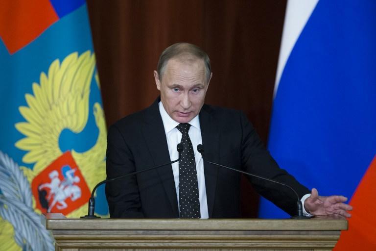 بوتين: حلف الناتو يسعى لاستدراجنا إلى سباق تسلح محموم