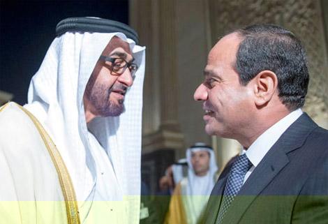 ''منتدى رابعة'': الإمارات تقود أنشطة مناهضة لحركات التحرر في المنطقة