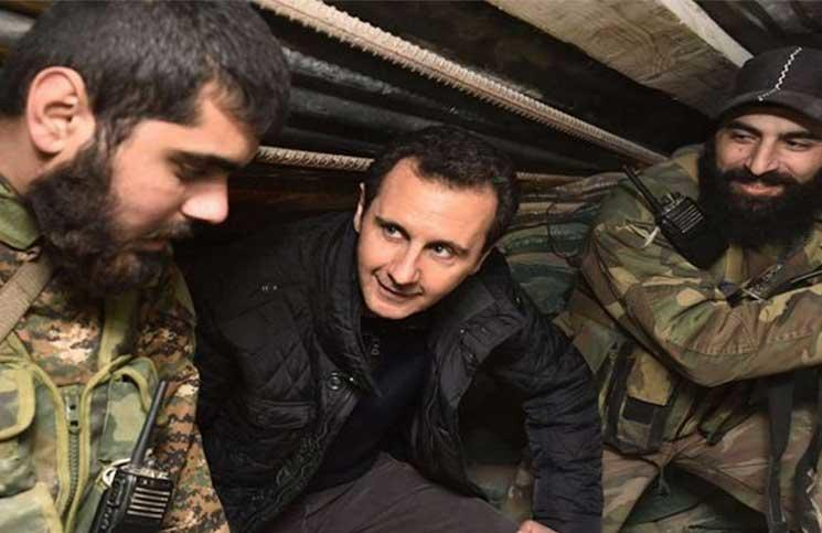 المعارضة السورية: يجب ضرب رأس الأفعى