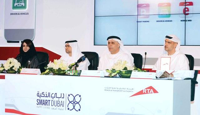 إطلاق 5 تطبيقات ذكية لـ30 خدمة في دبي
