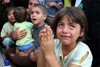 الجامعة العربية تدعو لتطبيق القوانين الدولية لحماية أطفال غزة
