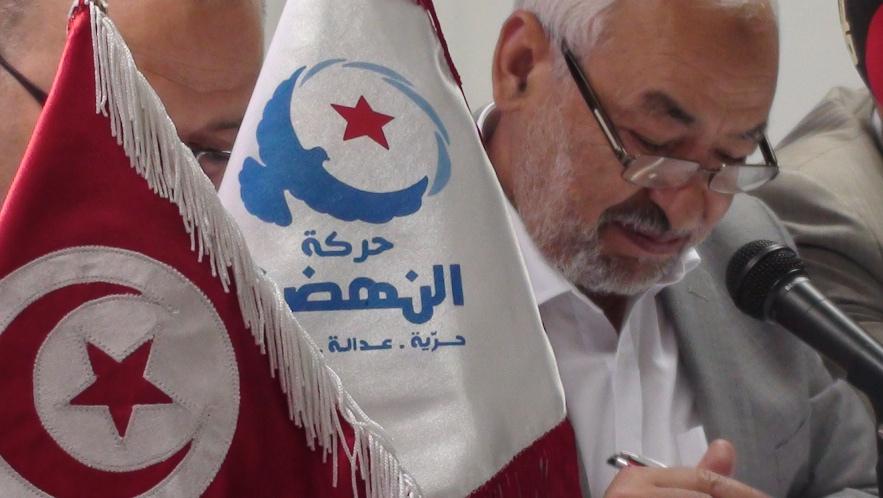 النهضة تنفي طرح مبادرة لتسوية الأزمة في مصر