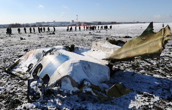 «محاكم دبي» تنظر أول قضية تعويض في تحطم طائرة «فلاي دبي» بروسيا