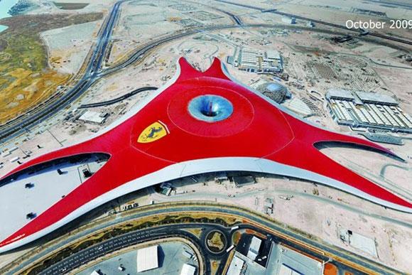 نمو السياحة الداخلية في أبوظبي 25% خلال العام الجاري