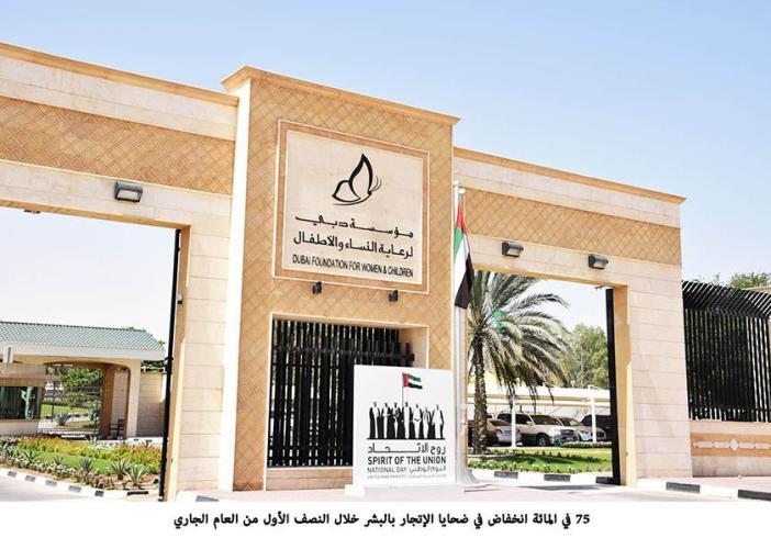 انخفاض ضحايا الاتجار بالبشر في الإمارات