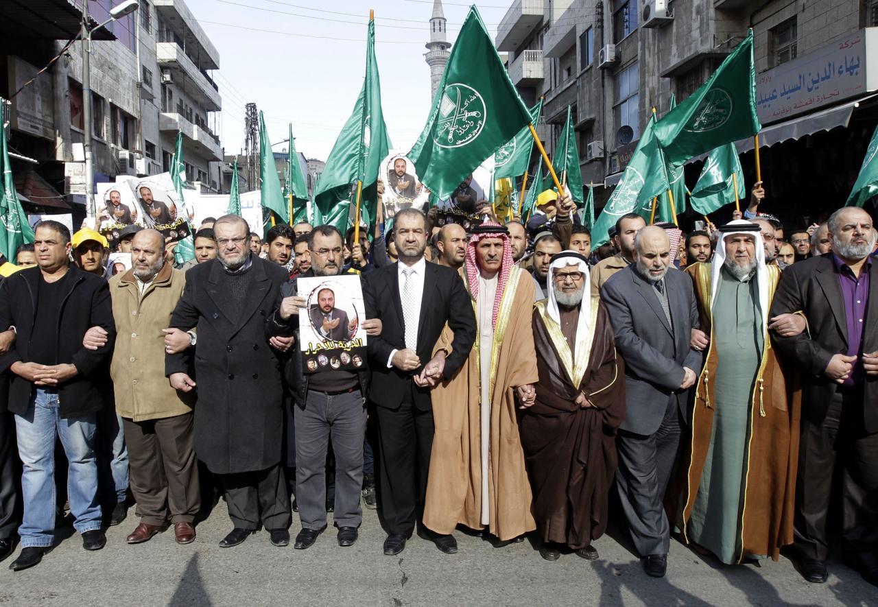 لجنة مؤقتة تدير شؤون إخوان الأردن بعد حل المكتب التنفيذي