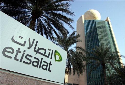 اتصالات الإمارات تنهي أزمة الترابط مع الاتصالات المصرية