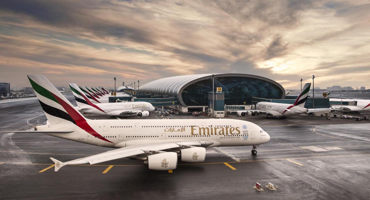 إعفاء ضريبي أمريكي مقترح قد يمس شركات طيران خليجية