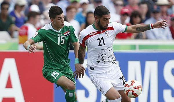 فوز المنتخب العراقي على إيران يتسبب بإصابة 44 عراقيا