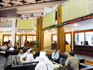 سوق دبي يعاود الارتفاع بعد جلستين من الخسائر