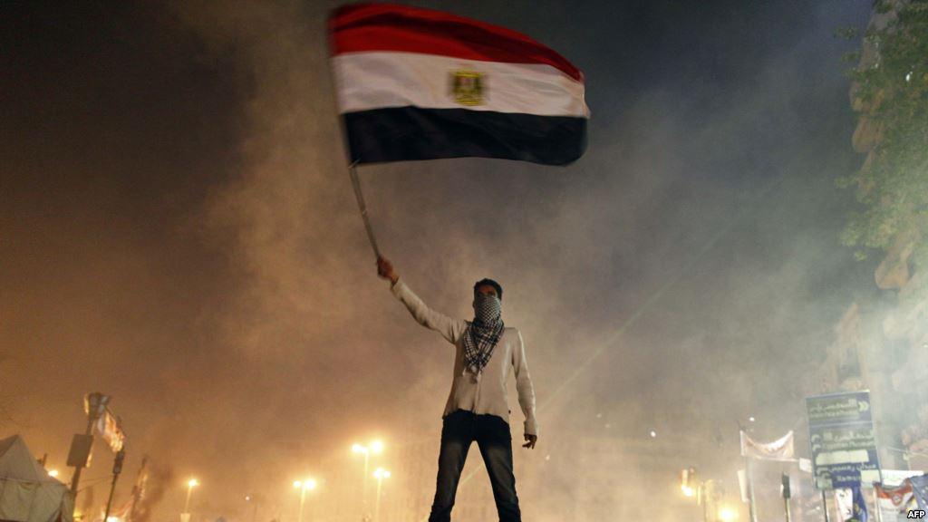 واشنطن تدين مقتل خمسة مصريين واعتقال العشرات