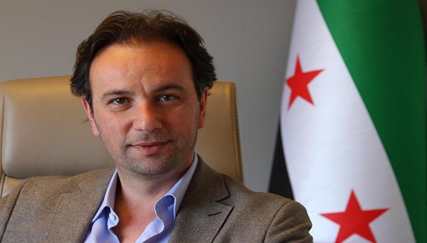 رئيس الائتلاف السوري يتوجه الى السعودية في زيارة رسمية