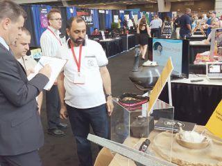 انبكس يشهد منافسة مجان  لمئات المخترعين حول العالم