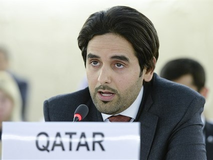 قطر تطالب بفتح تحقيق عاجل للجرائم التي ارتكبت على غزة