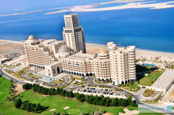 سعود بن صقر يصدر قانوناً بإنشاء مركز رأس الخيمة للإحصاء والدراسات