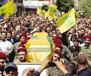 الحر يعزز سيطرته على مورك بقتل 25 عنصرا من حزب الله