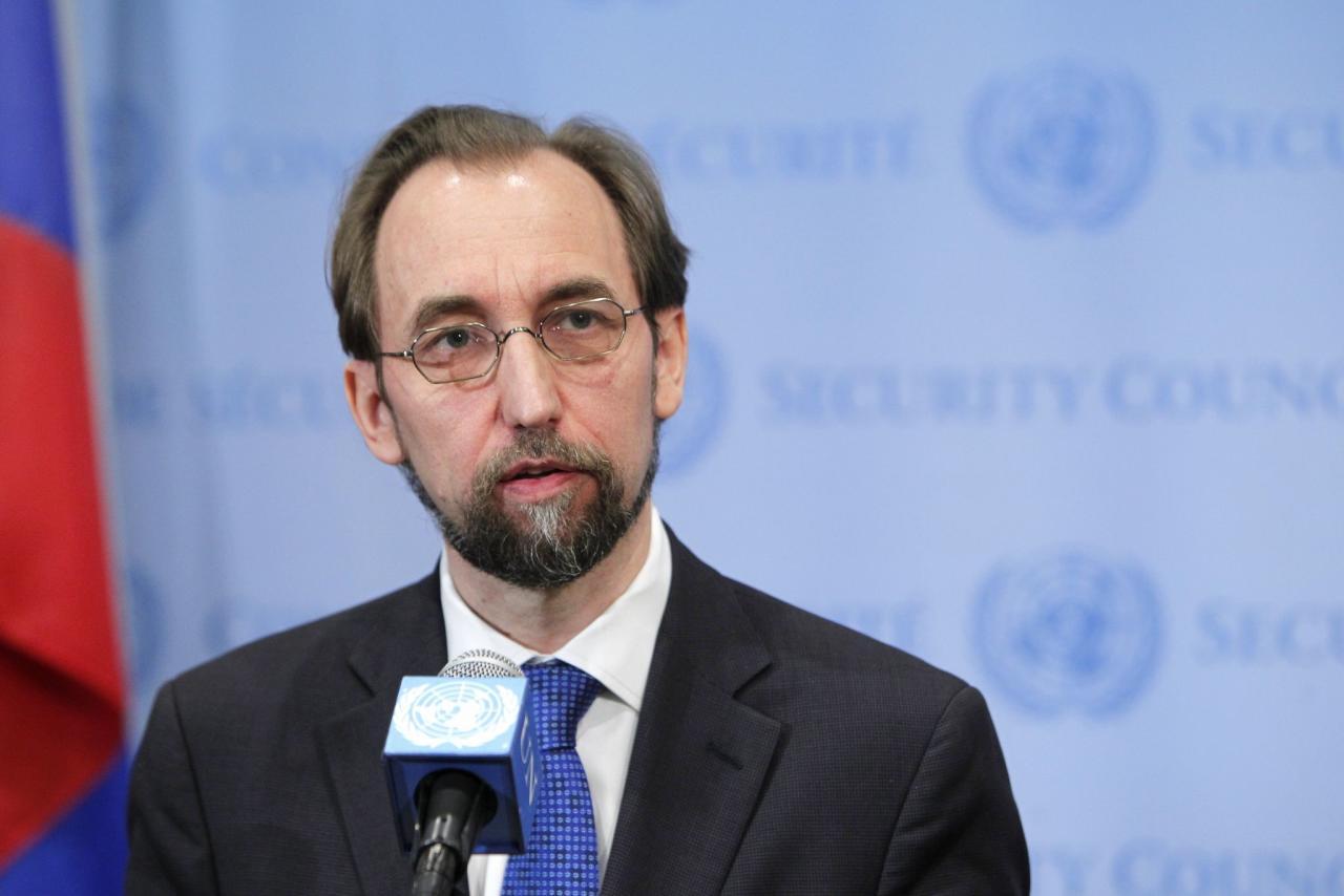 الأمم المتحدة: قرار ترامب بشأن الهجرة غير قانوني