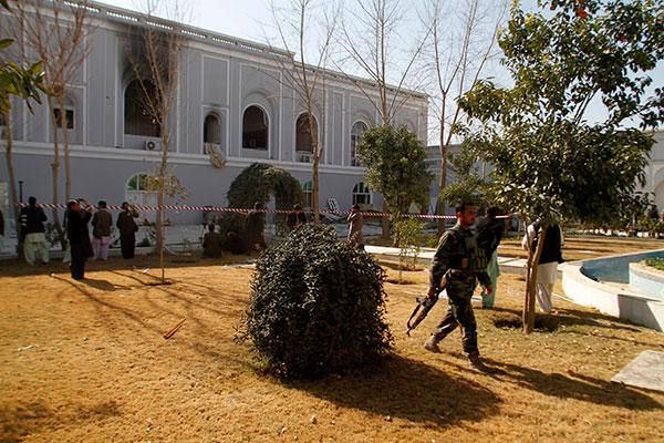 باكستان تدين الهجوم الإرهابي على الوفد الإماراتي بقندهار