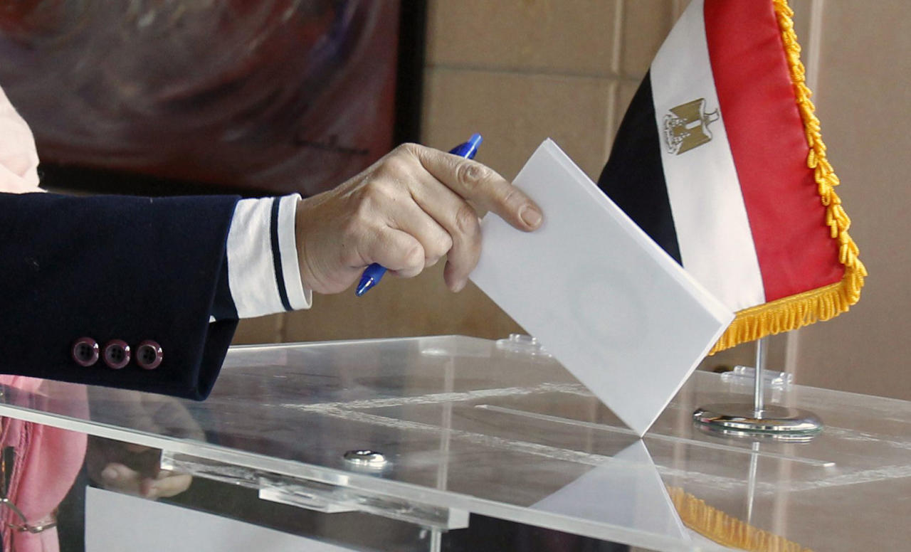 في أول انتخابات لمجلس الشعب بعد الانقلاب. .مصر تقاطع