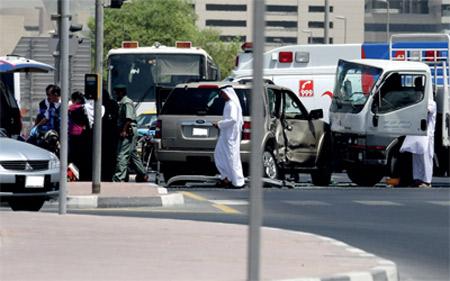 شرطة دبي تسجل نحو 20 ألف مخالفة خلال رمضان الماضي