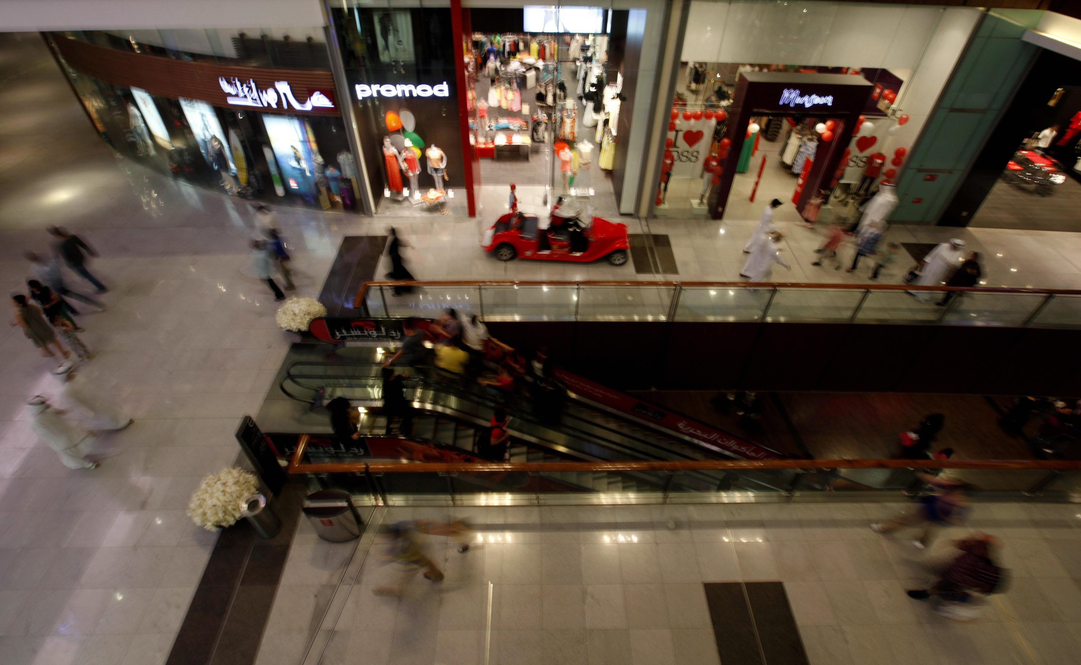 ارتفاع التضخم في الإمارات 0,7 %