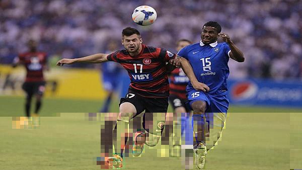 إيقاف السعودي الشمراني 8 مباريات لبصقه على لاعب وسترن سيدني