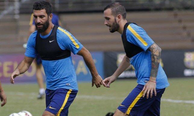 برشلونة يطالب بتسجيل لاعبيه قبل يناير بسبب الإصابات