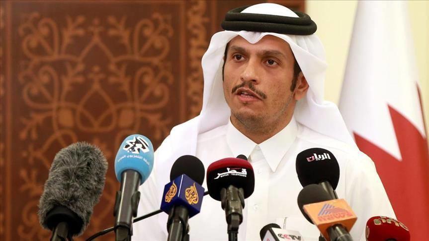 قطر: لا تفاوض على